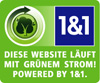 1&1 Greenhosting